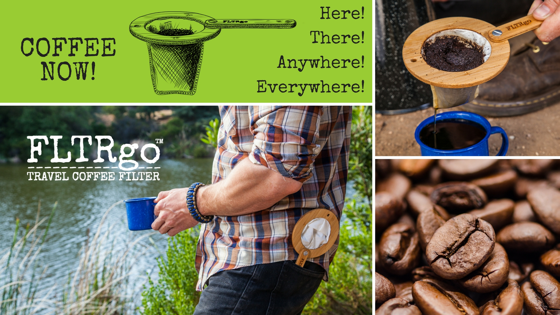 Travel Coffee Filter Revolution
