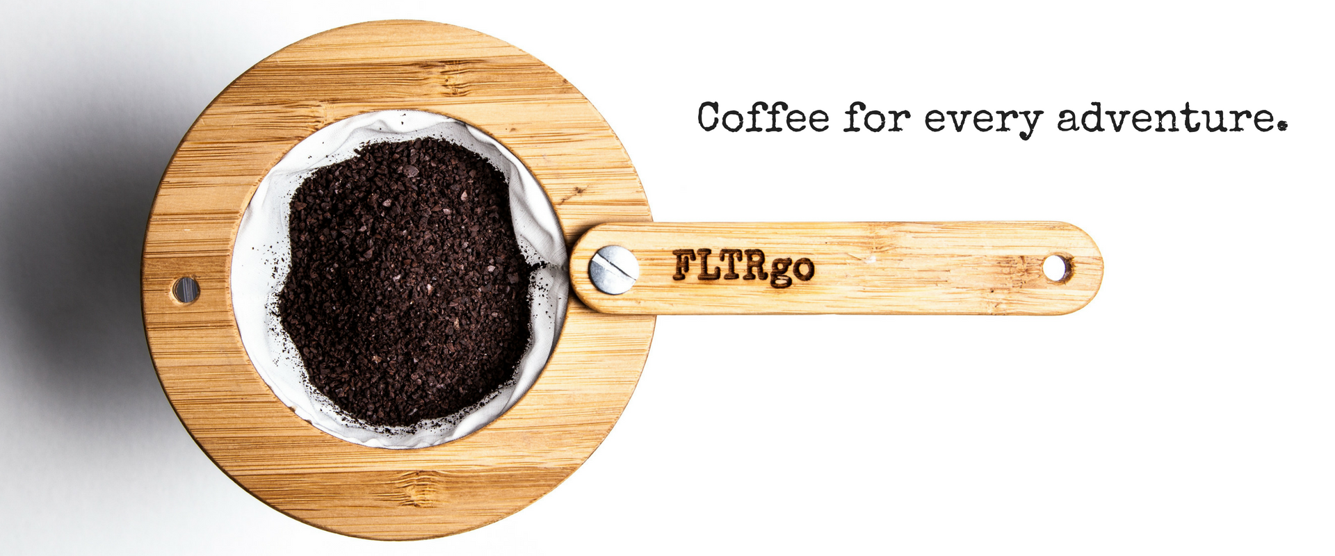 FLTRgo Travel Coffee Filter. Coffee For Every Adventure.