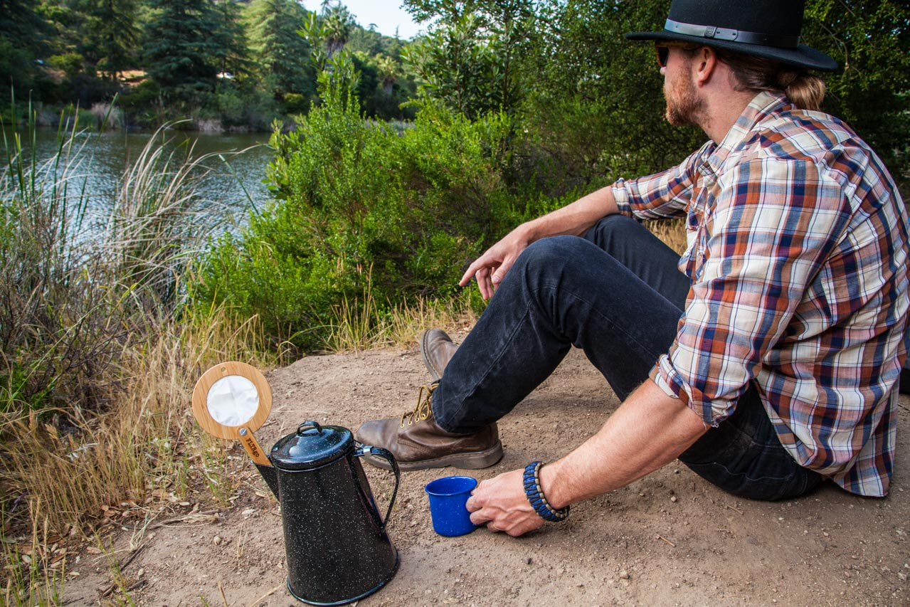FLTRgo Backpacking Coffee Filter