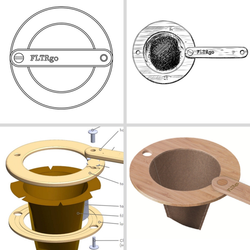 FLTRgo Design Process