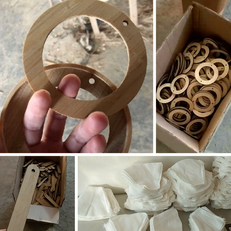 FLTRgo Travel Coffee Filter Factory